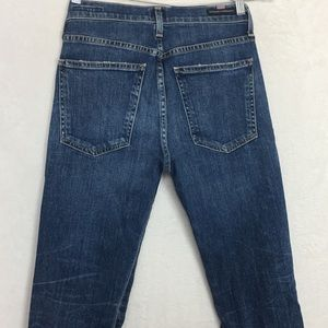 Citizens Of Humanity Jeans - Citizens Of Humanity Drew Flounce High Rise Jeans
